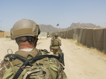 On Assignment in Afghanistan